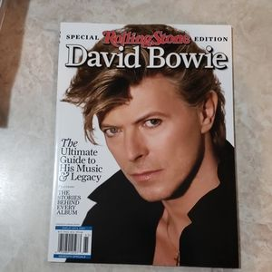 Special Rolling Stone Edition David Bowie